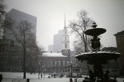 Park Street Church - Boston (3)