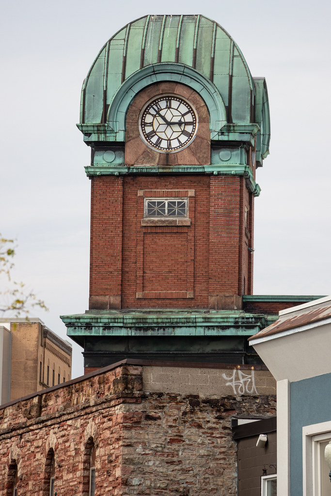 Old Post Office, Sault Ste. Marie, Ontario, Canada