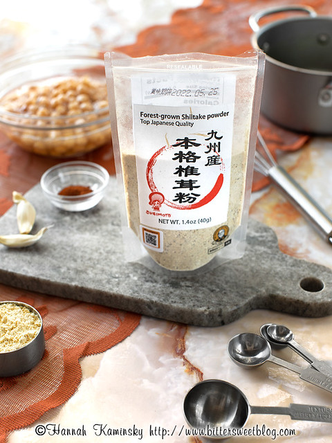 Make-Ahead Chickpea Gravy Ingredients