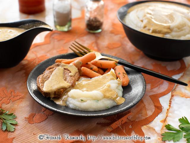 Make-Ahead Chickpea Gravy 2