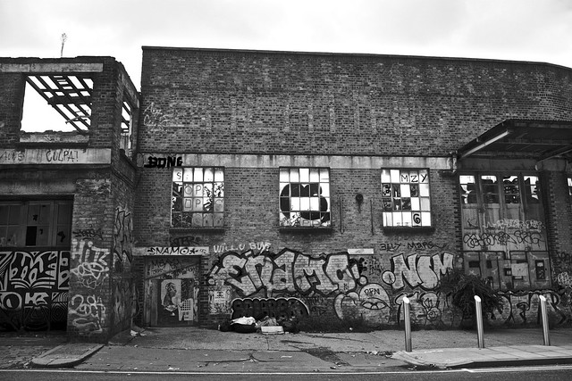 Old Ford, East London