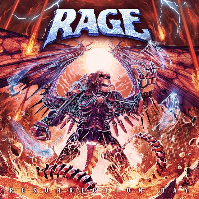 Album Review: Rage – Resurrection Day