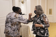 Under Secretary Nuland Meets With Mozambique Foreign Minister Macamo