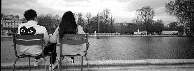 Jardin des Tuilleries Paris