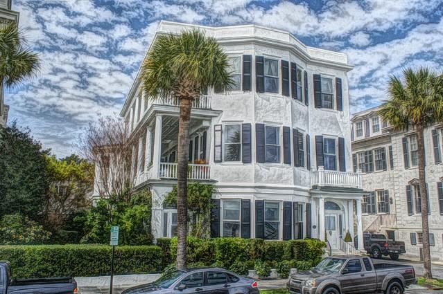 Charleston - South Carolina - Shackleford - Williams House - United States