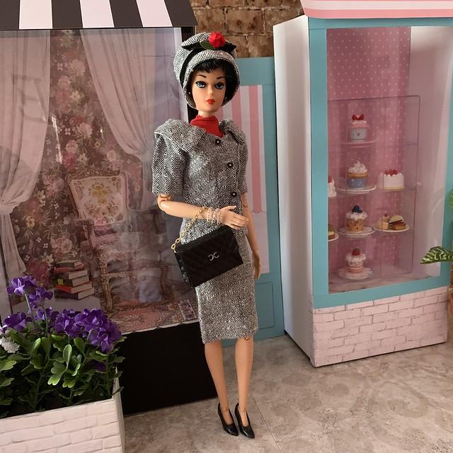 Vintage Career Girl fashion 1963-64