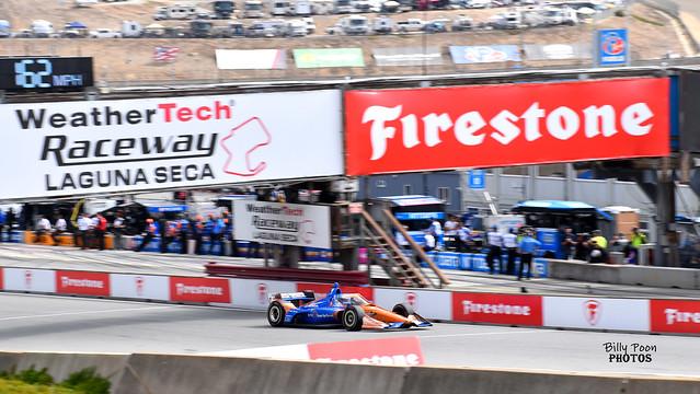 Scott Dixon - 2021 Grand Prix of Monterey