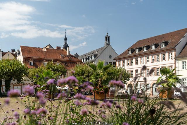 September in the Old Town of Heidelberg 2021 II