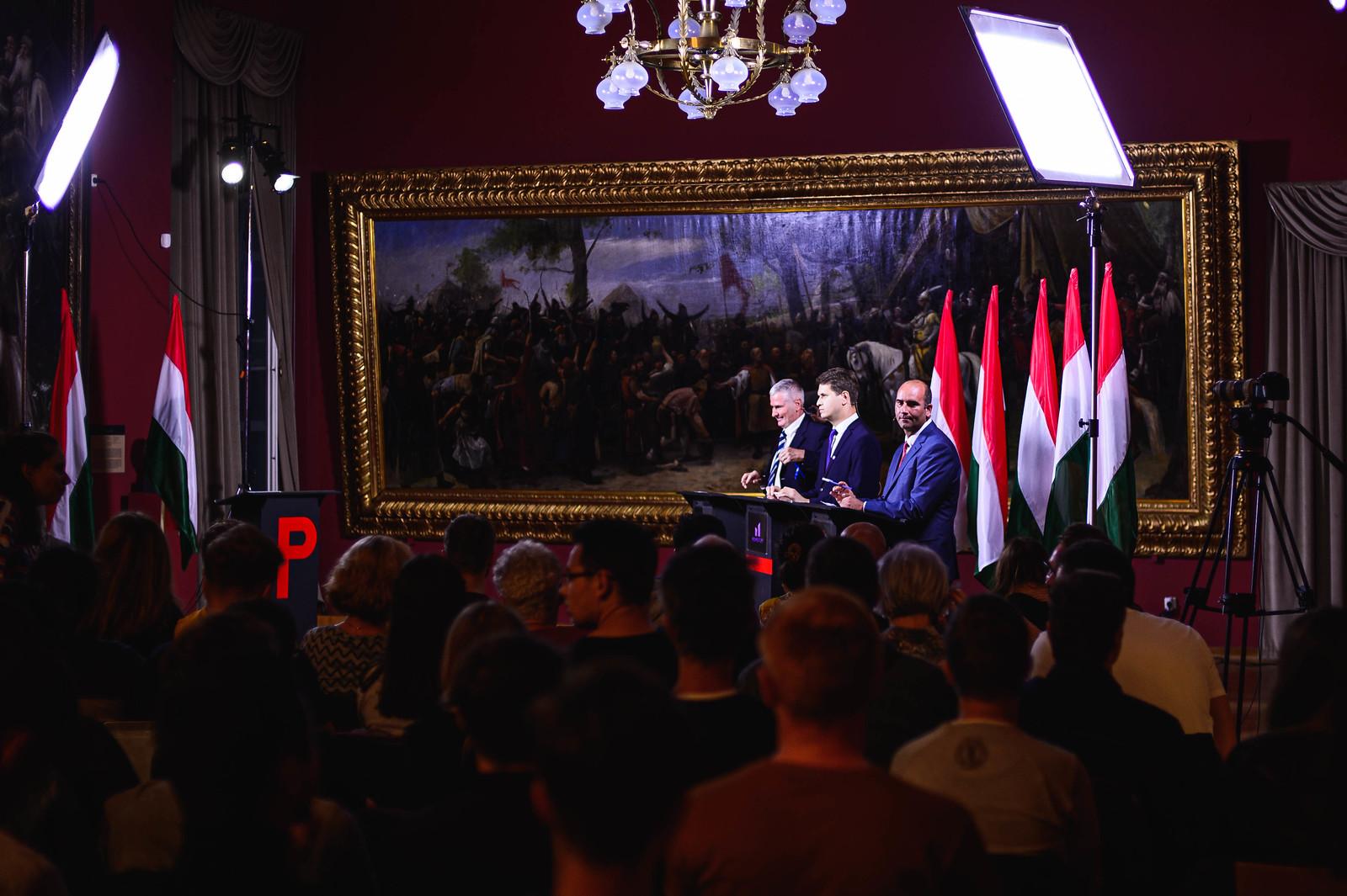 Gulyás Mártonnak sikerült zavarba hozni a szegedi képviselőjelölteket
