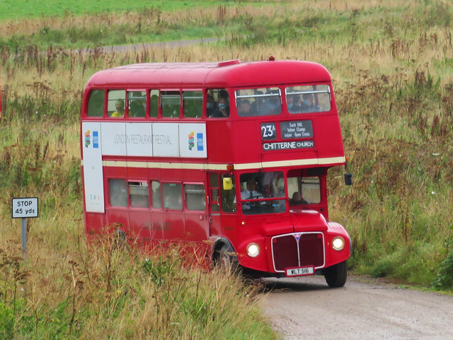 GAL DRM2516 - WLT516 - GORE CROSS BUS STATION - SAT 21ST AUG 2021