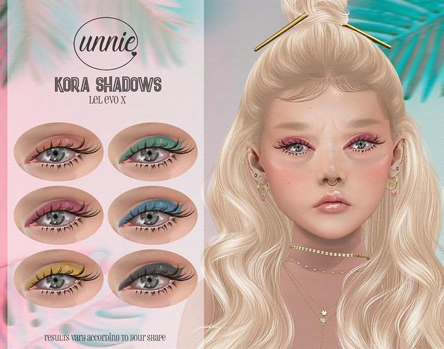 Unnie - Kora Shadows