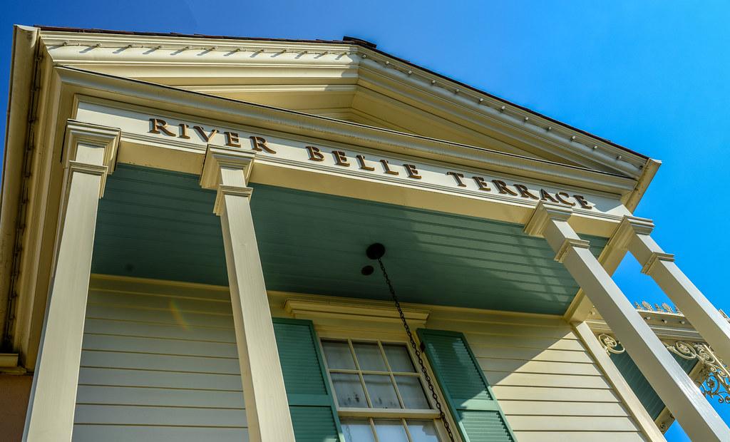 River Belle Terrace facade DL