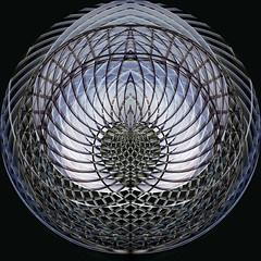 Estructura esferoide