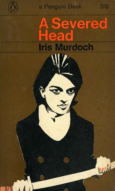 Penguin Books 2003 - Iris Murdoch - A Severed Head