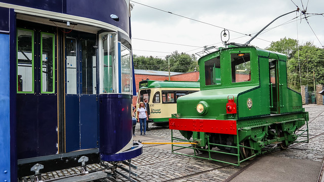 Formed to Perform! Crich Tramway Village.
