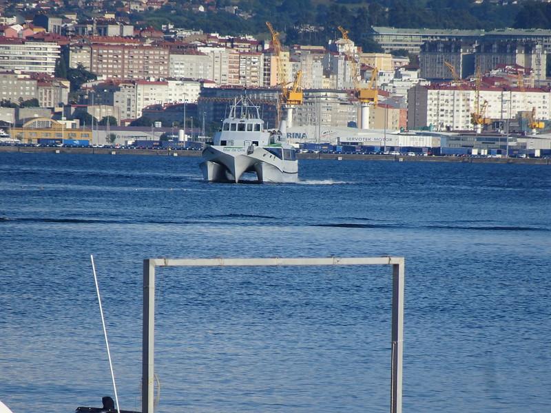 Frente a Vigo