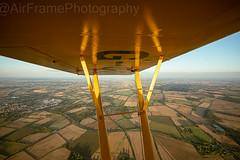 Evening flying..