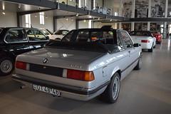 BMW 320 Baur-Cabrio (E21)