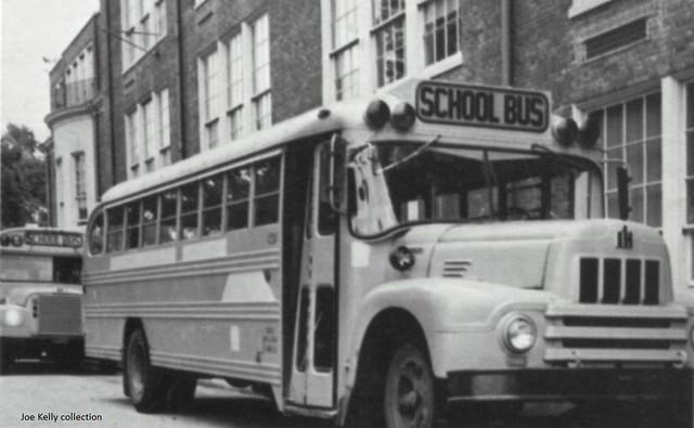 Croton-on-Hudson, NY Croton-Harmon Union Free School District, 1973 YB - Bus No. unknown - (late)1950's/(early) 1960's International R-1853 Wayne
