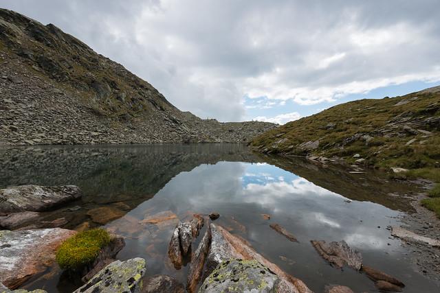 Schwarzkofelsee - Reflections I