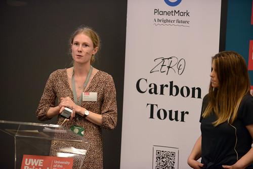 Zero Carbon Bus Tour