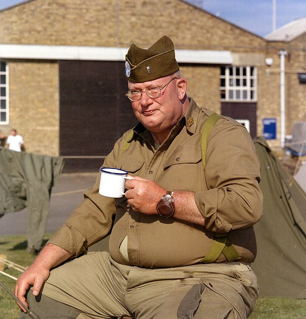 'Salute to the 40's ' at Chatham Dockyard