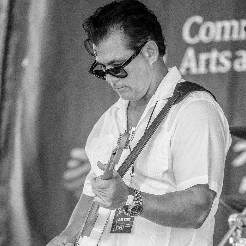 SD Blues Festival 2021: The Fremonts (Tony Tomlinson)