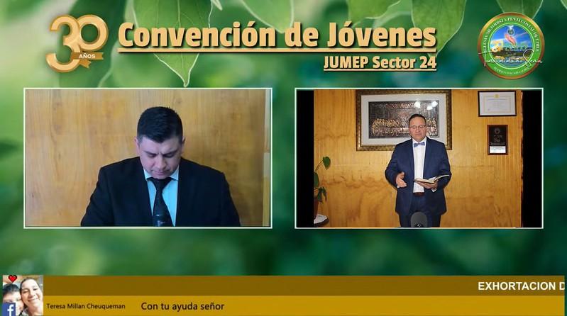 30° Convención de jóvenes – JUMEP sector 24