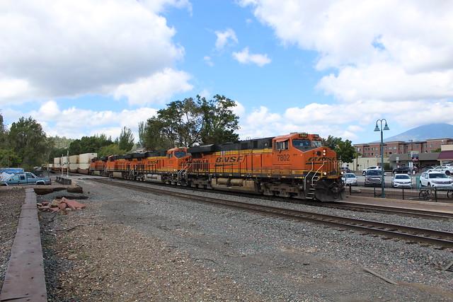 BNSF 7802