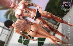 Ewo tattoo Unisex