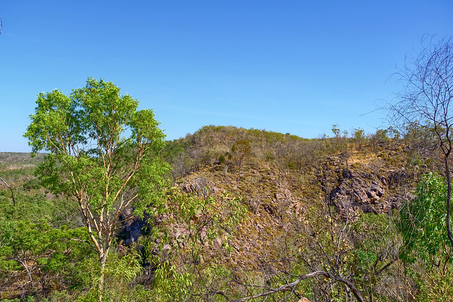 Robin Falls Gorge, Southern boundary of Kakadu National Park, NT, Australia.