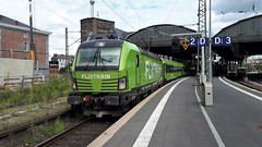 Flixtrain 193 604, Aachen Hbf