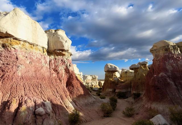 Badlands Meets Bryce Canyon