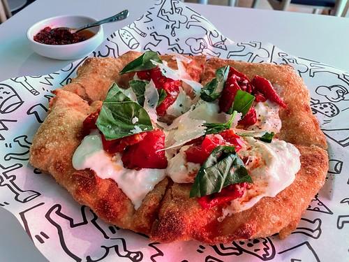 Crispy Fried Margherita