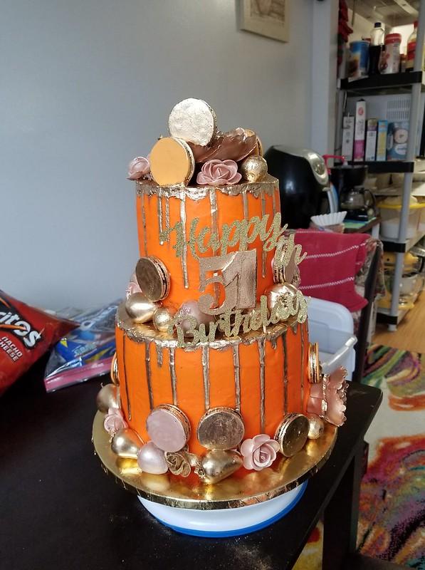 Cake by Samarah's Sweets