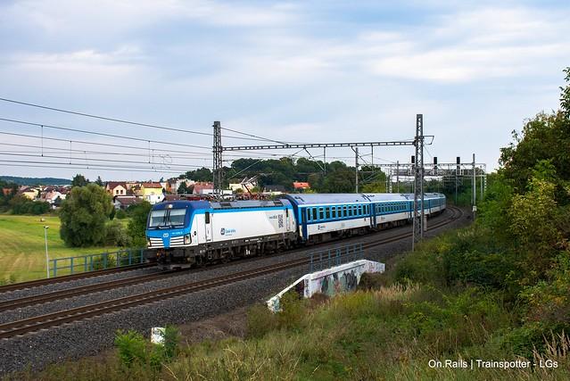 CD 193 698 ''QR Code'' spotted in Praha - Kyje