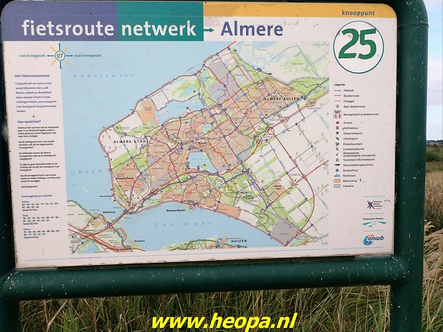 2021-09-20            Almere - Duin         39 Km   (91)