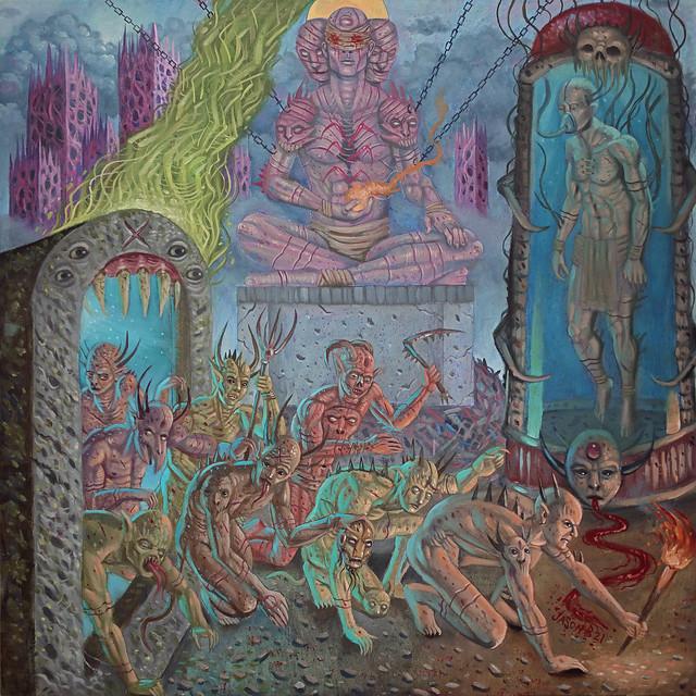 Album Review: Cognizance - Upheaval