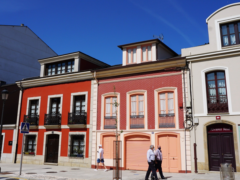 Ribadeo Spain