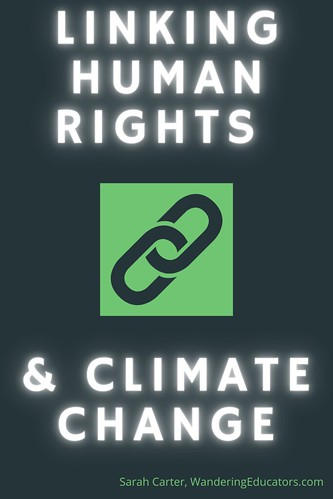 Linking Human Rights and Climate Change