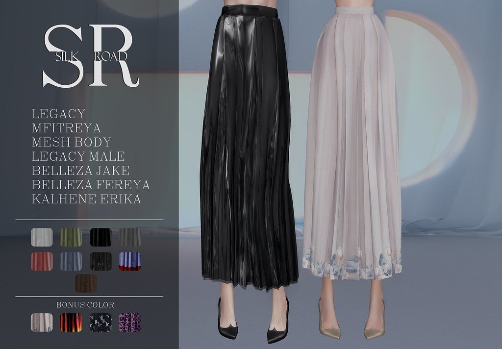 {Silk Road} Skirt
