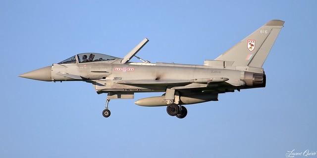 ZJ916 / 057 / BS007 - Eurogighter EF-2000 Typhoon FGR.4
