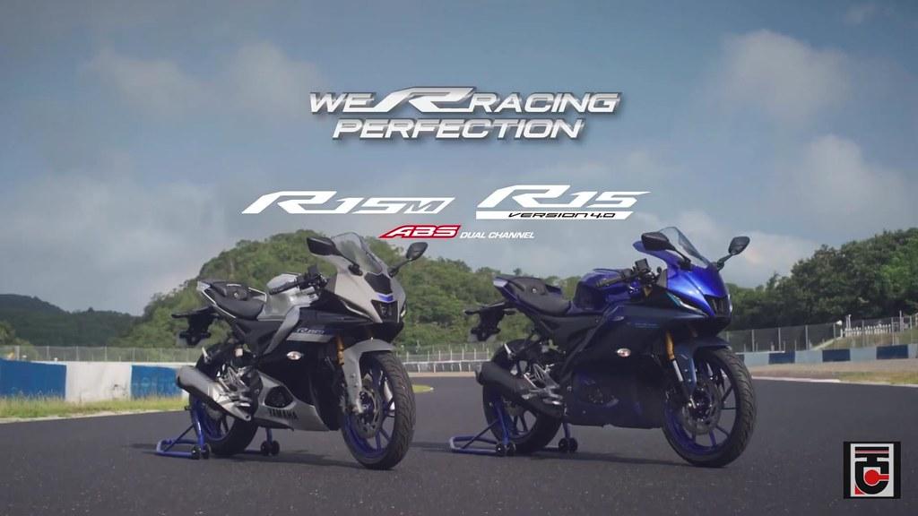 The New Yamaha R15 V4.0 & R15M