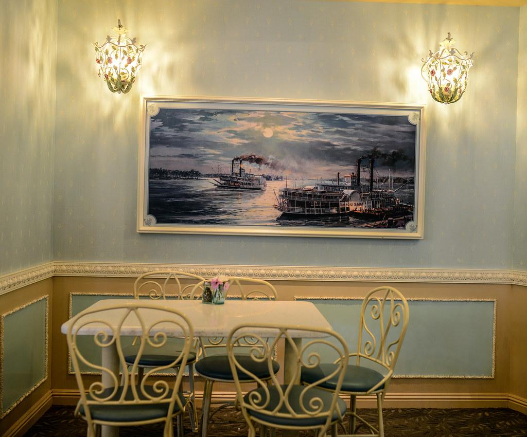 River Belle Terrace painting DL