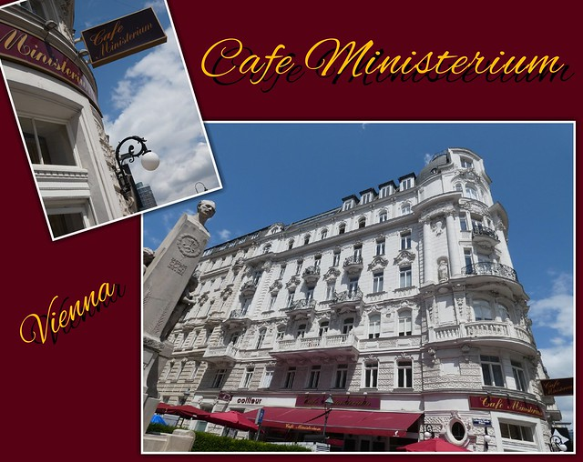 Cafe Ministerium / 'Cafe Ministry'
