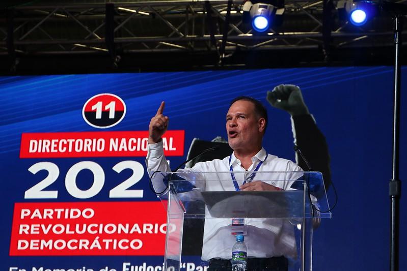 """Directorio Nacional Eudocio """"Pany"""" Pérez"""