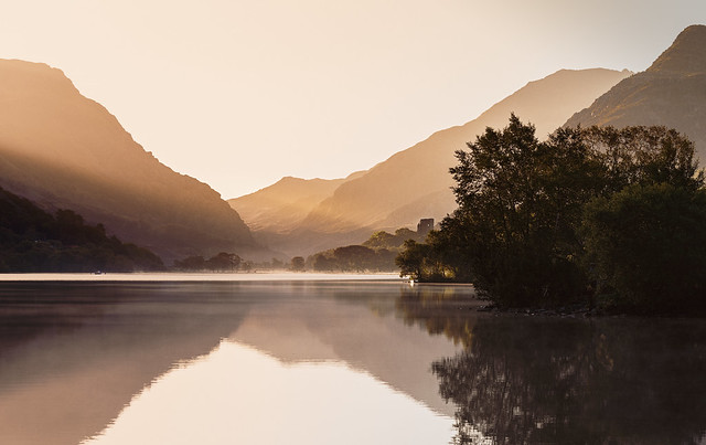 Tranquil View - Llyn Padarn