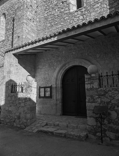Fuentes de la Alcarria, iglesia de San Agustín