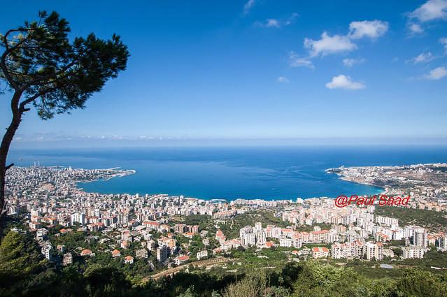 Jounieh Bay Lebanon {in Explore 23-09-2021}