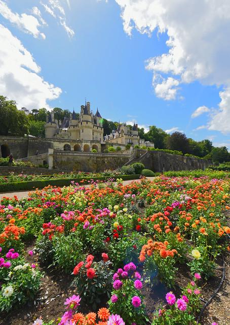 Château d'Ussé, France, August 2021 340